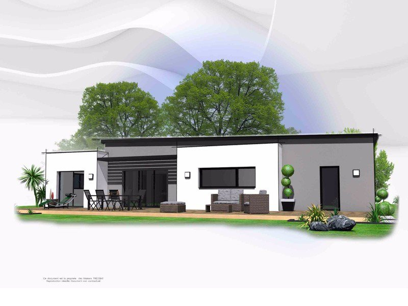 Maison+Terrain de 6 pièces avec 3 chambres à Saint Senoux 35580 – 278741 € - PDUV-18-11-23-6