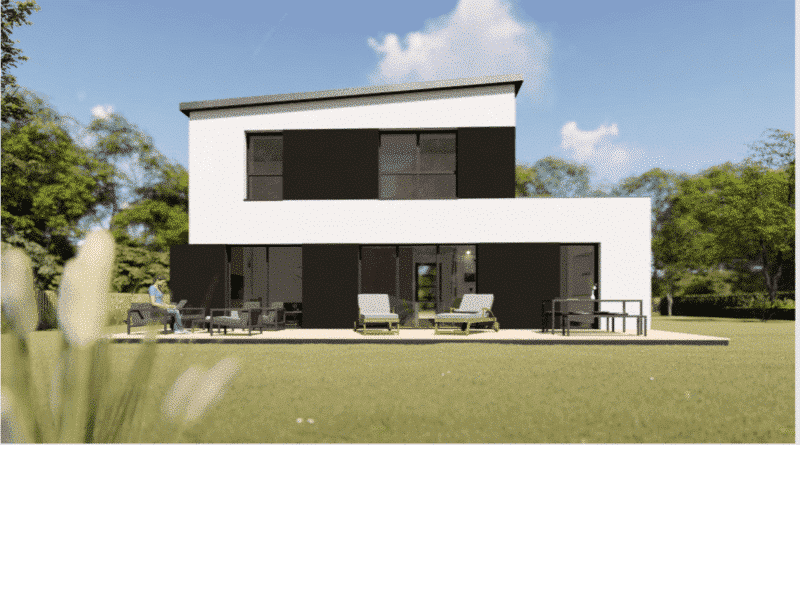 Maison+Terrain de 5 pièces avec 4 chambres à Bain de Bretagne 35470 – 243664 € - PDUV-19-05-15-6