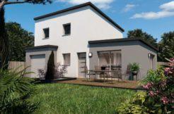 Maison+Terrain de 5 pièces avec 4 chambres à Bain de Bretagne 35470 – 235030 € - PDUV-19-04-30-11