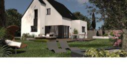 Maison+Terrain de 4 pièces avec 2 chambres à Guignen  – 177673 € - PDUV-19-08-14-100