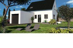 Maison+Terrain de 6 pièces avec 4 chambres à Saint Senoux 35580 – 175373 € - PDUV-19-10-21-51