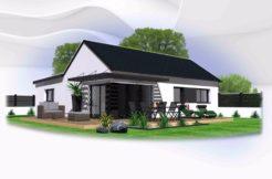 Maison+Terrain de 4 pièces avec 3 chambres à Bruc sur Aff 35550 – 154417 € - PDUV-19-02-27-22