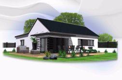 Maison+Terrain de 4 pièces avec 3 chambres à Messac 35480 – 175479 € - PDUV-19-09-19-64