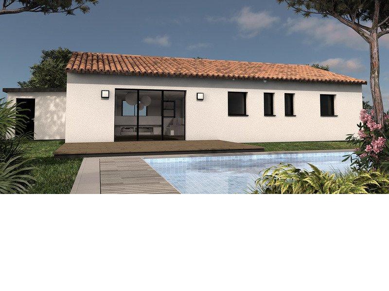 Maison+Terrain de 5 pièces avec 4 chambres à Maucor 64160 – 227000 € - NLA-18-11-12-39