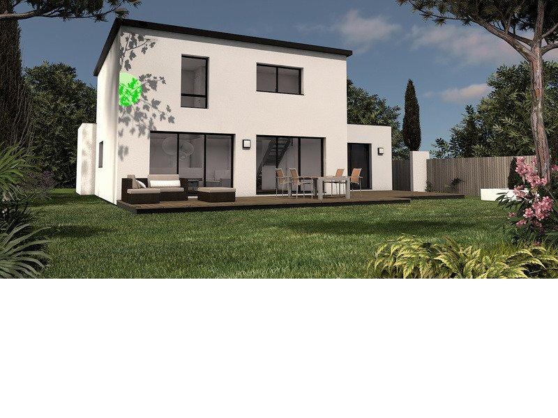 Maison+Terrain de 5 pièces avec 4 chambres à Serres Castet 64121 – 251900 € - NLA-18-11-12-100
