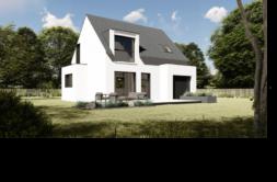 Maison+Terrain de 4 pièces avec 3 chambres à Pontchâteau 44160 – 173794 € - EGI-19-11-12-19
