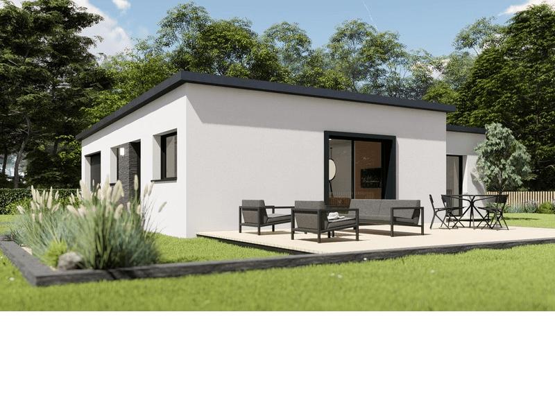 Maison+Terrain de 4 pièces avec 3 chambres à Vertou 44120 – 273689 € - VHEN-19-03-05-15