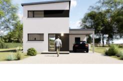 Maison+Terrain de 3 pièces avec 2 chambres à Cintré 35310 – 244442 € - RTU-19-06-11-16