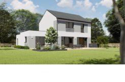Maison+Terrain de 5 pièces avec 4 chambres à Montauban de Bretagne 35360 – 244069 € - RTU-19-07-22-72