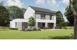 Maison+Terrain de 5 pièces avec 4 chambres à Saint Thurial 35310 – 217000 € - RTU-19-02-06-146
