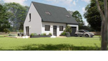 Maison+Terrain de 5 pièces avec 4 chambres à Chapelle Thouarault 35590 – 186000 € - RTU-19-03-05-160