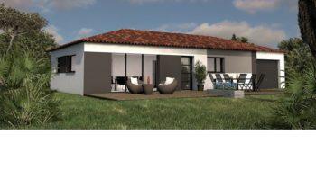 Maison+Terrain de 4 pièces avec 3 chambres à Montesquieu Lauragais 31450 – 162900 € - MEIS-18-11-22-2