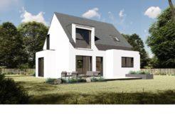 Maison+Terrain de 5 pièces avec 4 chambres à Saint Lyphard 44410 – 196628 € - EGI-19-10-09-5