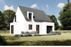 Maison+Terrain de 4 pièces avec 3 chambres à Donges 44480 – 155544 € - EGI-19-04-15-1