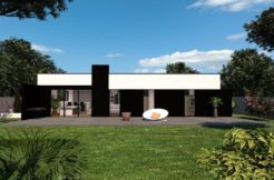 Maison+Terrain de 5 pièces avec 4 chambres à Ploufragan 22440 – 186275 € - SMO-19-07-05-71