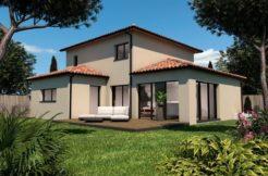 Maison+Terrain de 5 pièces avec 4 chambres à Taillan Médoc 33320 – 418000 € - FDU-19-01-17-13