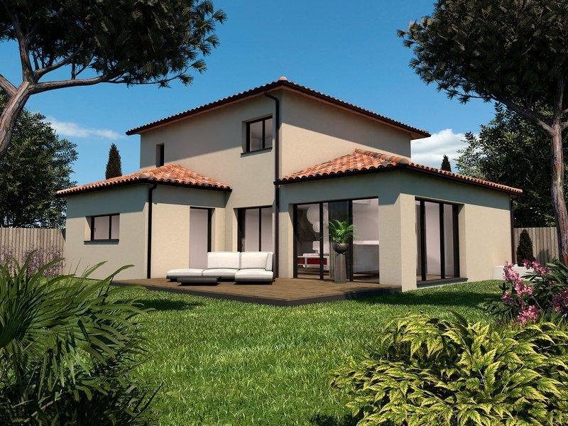 Maison+Terrain de 5 pièces avec 4 chambres à Taillan Médoc 33320 – 428000 € - FDU-19-01-17-18