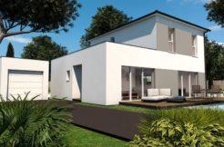 Maison+Terrain de 6 pièces avec 4 chambres à Parempuyre 33290 – 481000 € - FDU-19-01-18-60
