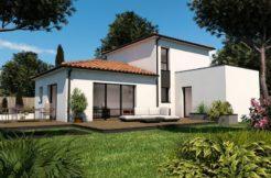 Maison+Terrain de 5 pièces avec 4 chambres à Taillan Médoc 33320 – 425000 € - FDU-19-01-17-6
