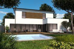 Maison+Terrain de 7 pièces avec 4 chambres à Saint Médard en Jalles 33160 – 505000 € - FDU-19-01-18-37