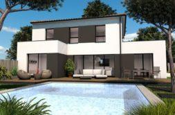 Maison+Terrain de 7 pièces avec 5 chambres à Taillan Médoc 33320 – 455000 € - FDU-19-01-18-48
