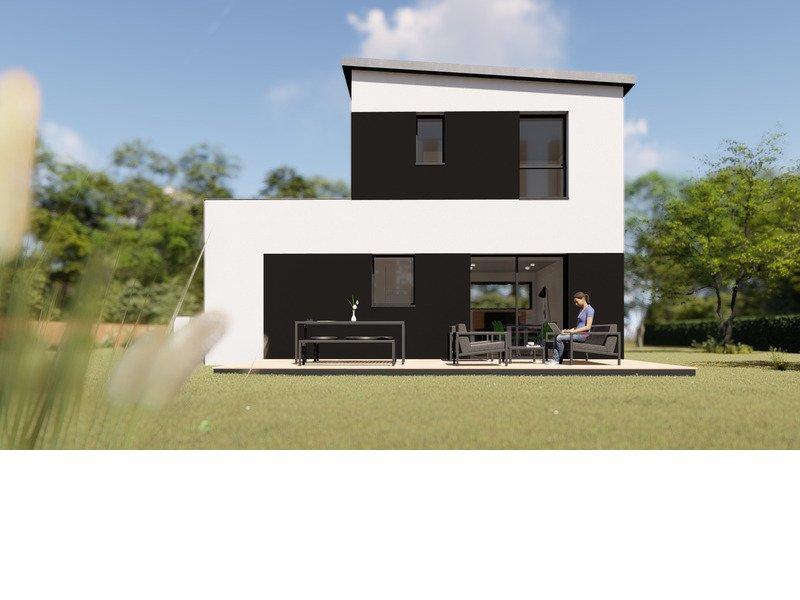 Maison+Terrain de 4 pièces avec 3 chambres à Saint Yvy  – 186208 € - TBI-19-05-28-90