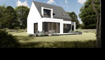 Maison+Terrain de 5 pièces avec 4 chambres à Forêt Fouesnant 29940 – 239964 € - TBI-19-05-06-22
