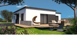 Maison+Terrain de 5 pièces avec 3 chambres à Santec 29250 – 223660 € - DM-19-03-09-16