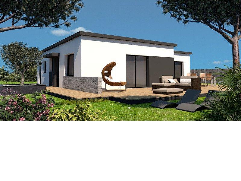 Maison+Terrain de 5 pièces avec 3 chambres à Santec  – 231669 € - DM-19-08-19-117