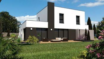 Maison+Terrain de 5 pièces avec 4 chambres à Pornic 44210 – 414000 € - TDEC-19-01-03-11