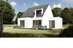 Maison+Terrain de 5 pièces avec 4 chambres à Bono 56400 – 276300 € - KMAU-19-01-24-19