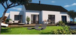 Maison+Terrain de 6 pièces avec 3 chambres à Sainte Sève 29600 – 198804 € - DM-19-08-19-71