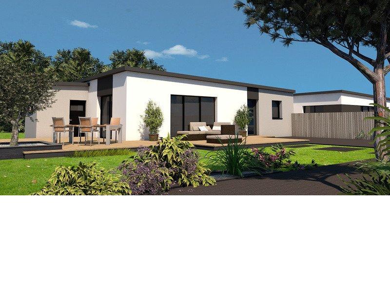 Maison+Terrain de 5 pièces avec 3 chambres à Cléder 29233 – 174400 € - DM-19-02-25-10