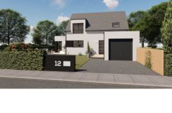Maison+Terrain de 5 pièces avec 4 chambres à Ploemeur 56270 – 405573 € - GCOL-19-05-25-4