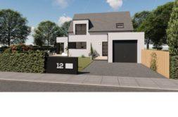 Maison+Terrain de 5 pièces avec 4 chambres à Rédené 29300 – 248432 € - GCOL-20-01-16-27