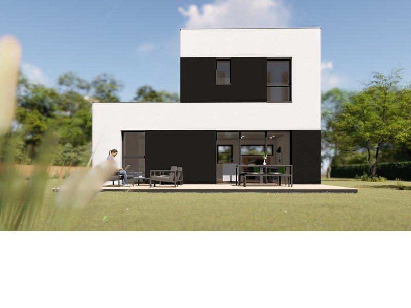 Maison+Terrain de 5 pièces avec 3 chambres à Saint Thégonnec 29410 – 162485 € - SME-19-02-19-58