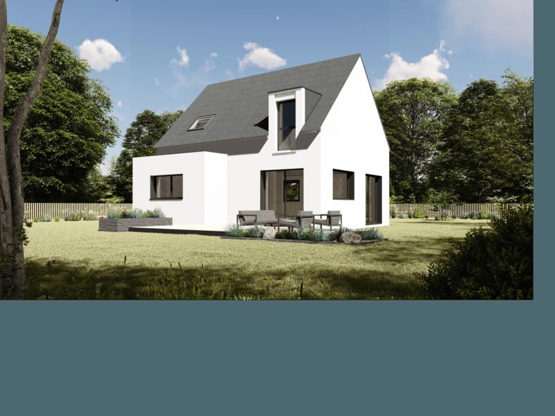 Maison+Terrain de 6 pièces avec 4 chambres à Plougasnou 29630 – 171209 € - SME-19-05-03-69