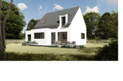 Maison+Terrain de 5 pièces avec 4 chambres à Saint Thégonnec 29410 – 155570 € - SME-19-04-05-39