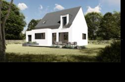 Maison+Terrain de 5 pièces avec 4 chambres à Saint Sauveur 29400 – 152898 € - SME-19-04-05-64