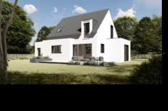 Maison+Terrain de 5 pièces avec 4 chambres à Saint Thégonnec 29410 – 167195 € - SME-19-04-05-45