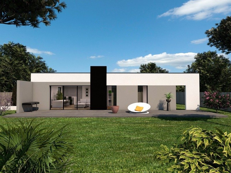 Maison+Terrain de 5 pièces avec 3 chambres à Saint Thégonnec 29410 – 166333 € - SME-19-04-05-57