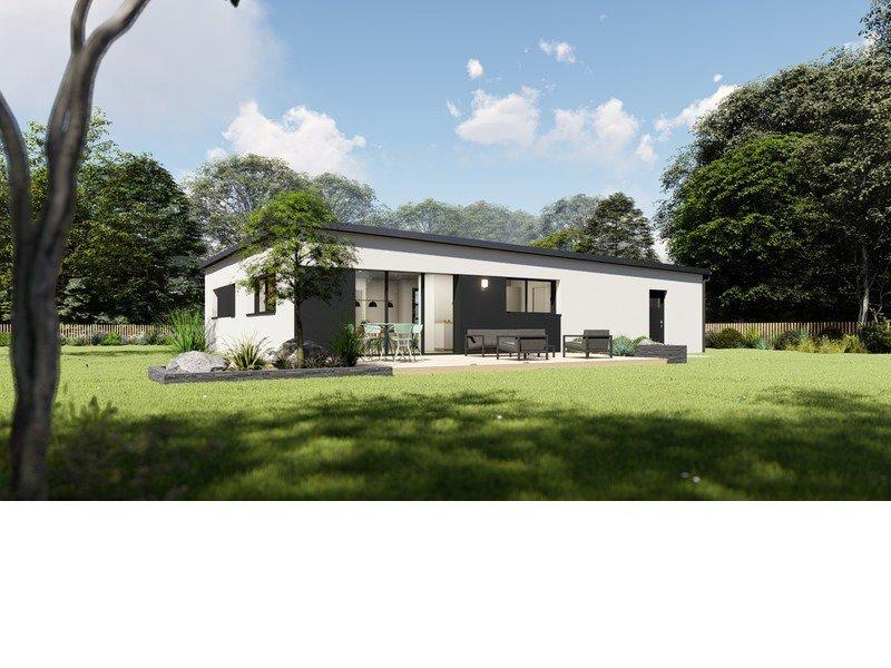 Maison+Terrain de 4 pièces avec 3 chambres à Saint Thégonnec 29410 – 159333 € - SME-19-04-05-58