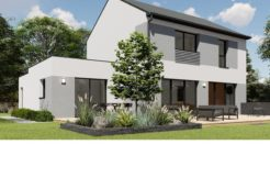 Maison+Terrain de 5 pièces avec 4 chambres à Fontenay Mauvoisin 78200 – 300000 € - PMAT-19-01-14-22