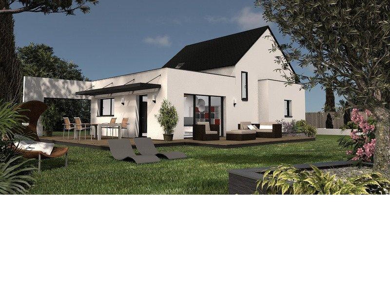 Maison+Terrain de 5 pièces avec 4 chambres à Trégarantec 29260 – 194595 € - JPD-19-06-03-10