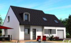 Maison+Terrain de 5 pièces avec 4 chambres à   – 209700 € - PMAT-19-02-04-3