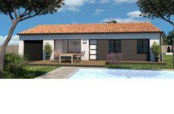 Maison+Terrain de 5 pièces avec 3 chambres à Breuil Magné 17870 – 239000 € - QAB-19-04-16-22
