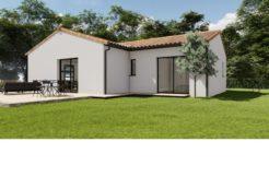 Maison+Terrain de 4 pièces avec 3 chambres à Saint Jean de Liversay 17170 – 175000 € - ECHA-19-01-22-79