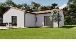 Maison+Terrain de 4 pièces avec 3 chambres à Ferrières 17170 – 175000 € - ECHA-19-01-22-73