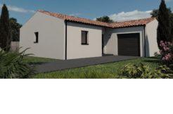 Maison+Terrain de 3 pièces avec 2 chambres à Ferrières 17170 – 148000 € - ECHA-19-01-22-76