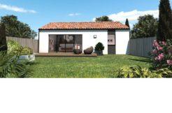Maison+Terrain de 3 pièces avec 2 chambres à Ferrières 17170 – 143000 € - ECHA-19-01-22-77